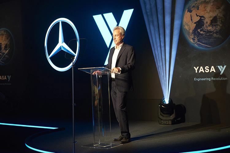 Mercedes-Benz YASA